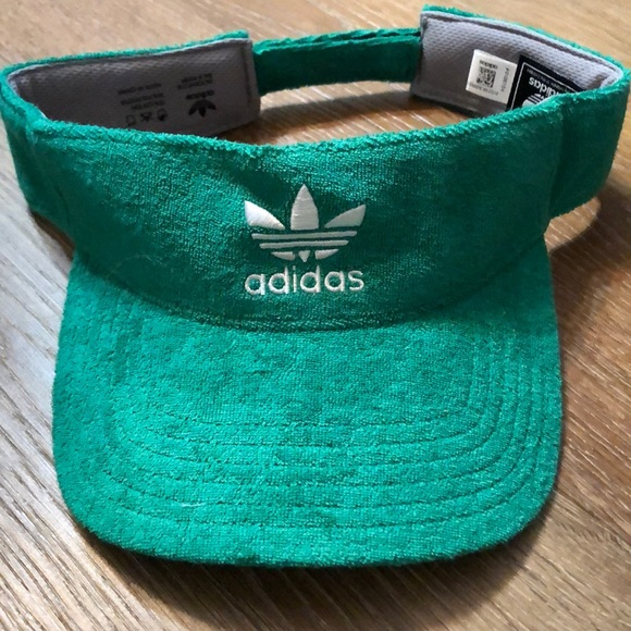 bb2d76badf0 adidas Originals Unisex terry visor